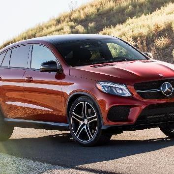Специальное предложение на автомобили Mercedes-Benz