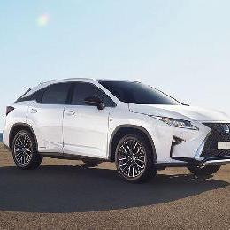 Специальное предложение на автомобили Lexus