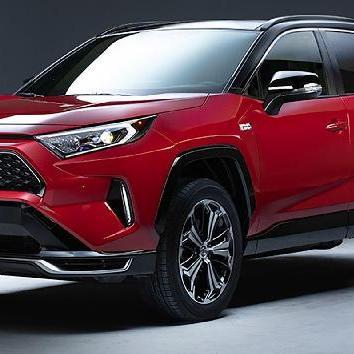 Спеціальна пропозиція на автомобілі Toyota