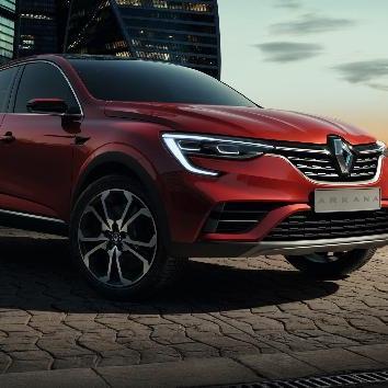 Спеціальна пропозиція на автомобілі Renault