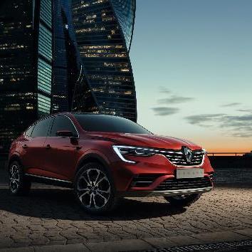 Специальное предложение на автомобили Renault